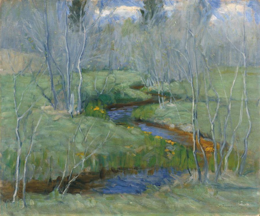 Витольд каэтанович 1872 1957 весна 1911