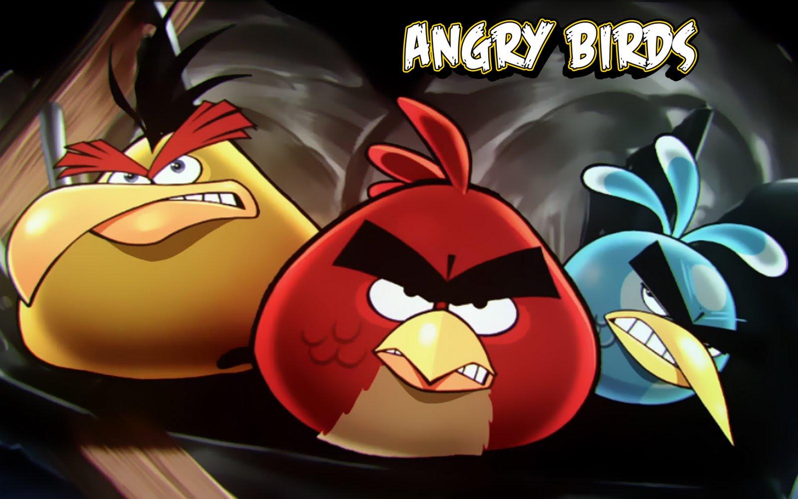 Angry Birds: Чак, Ред и Джей