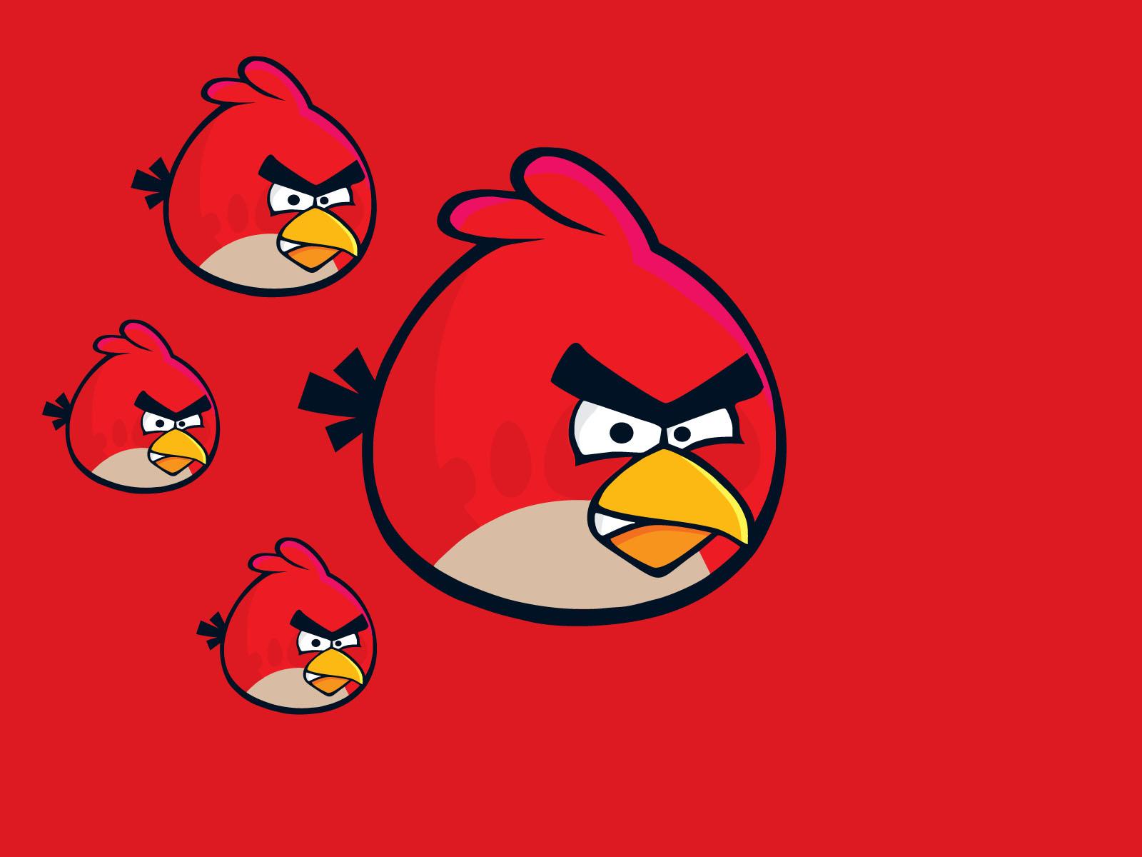 Angry Birds: армия Редов летит в бой!