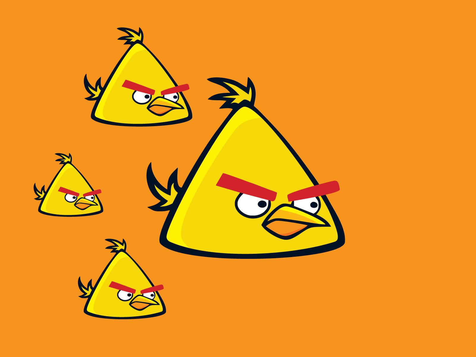 Angry Birds. Армия Чаков летит в бой!