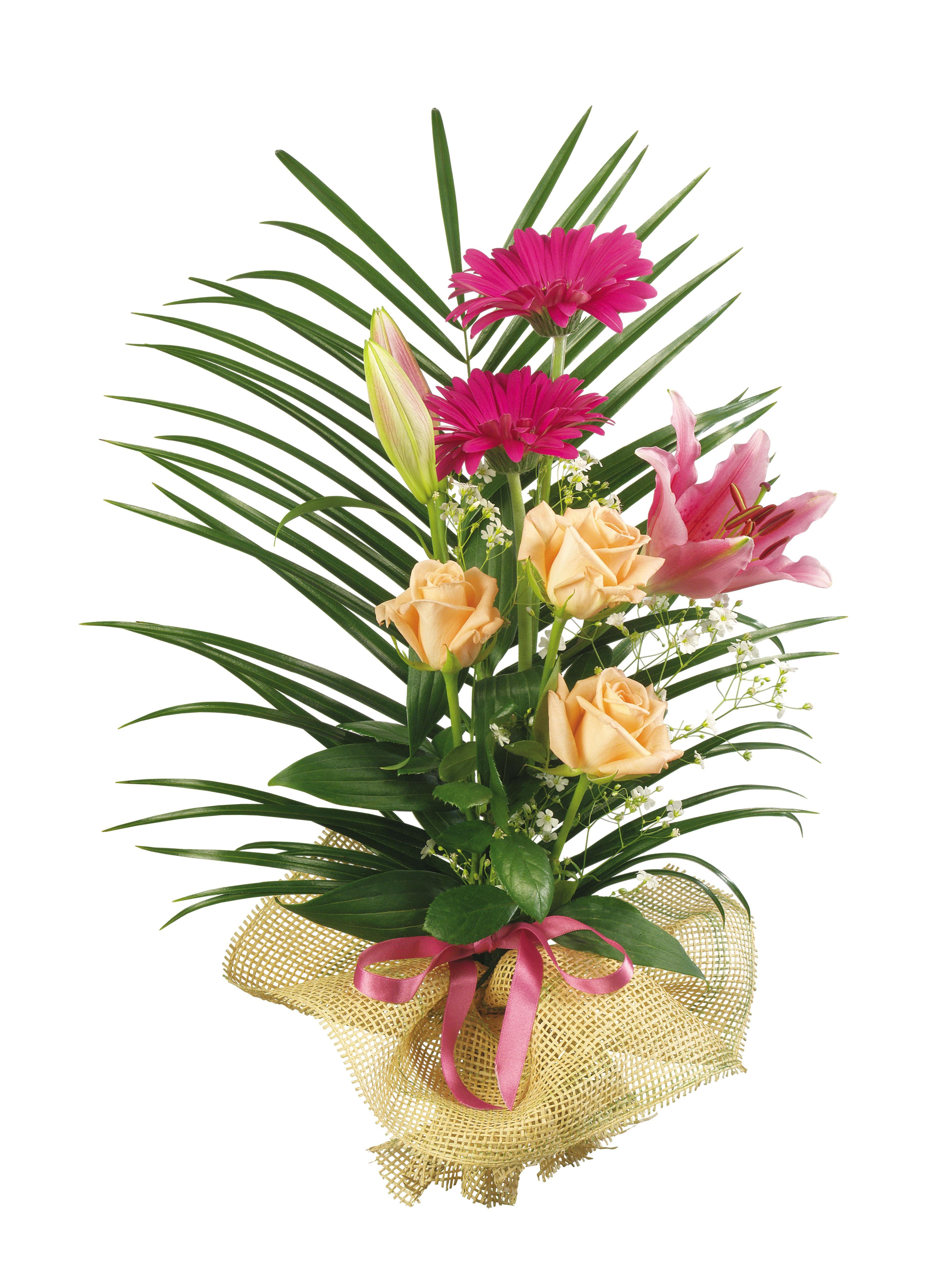 Высокие букеты цветов фото красивые