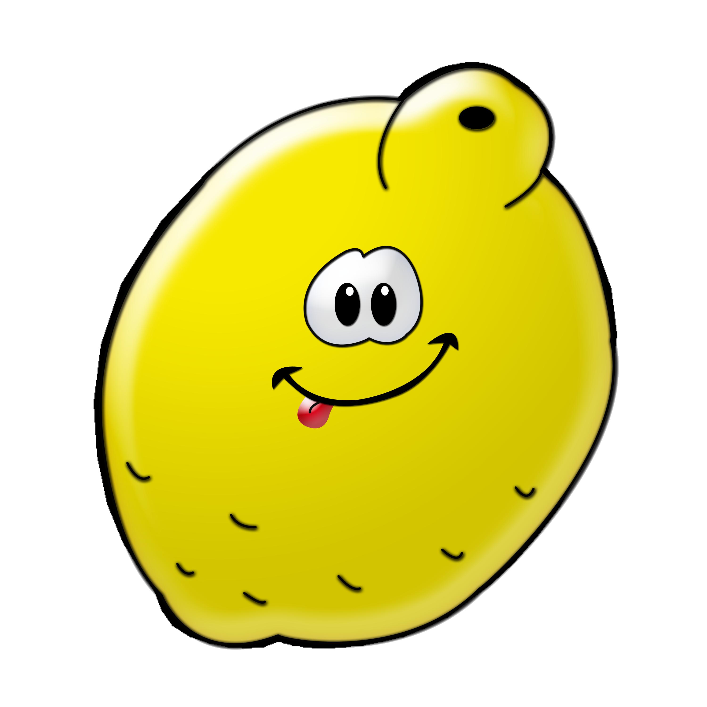 Весёлый лимончик