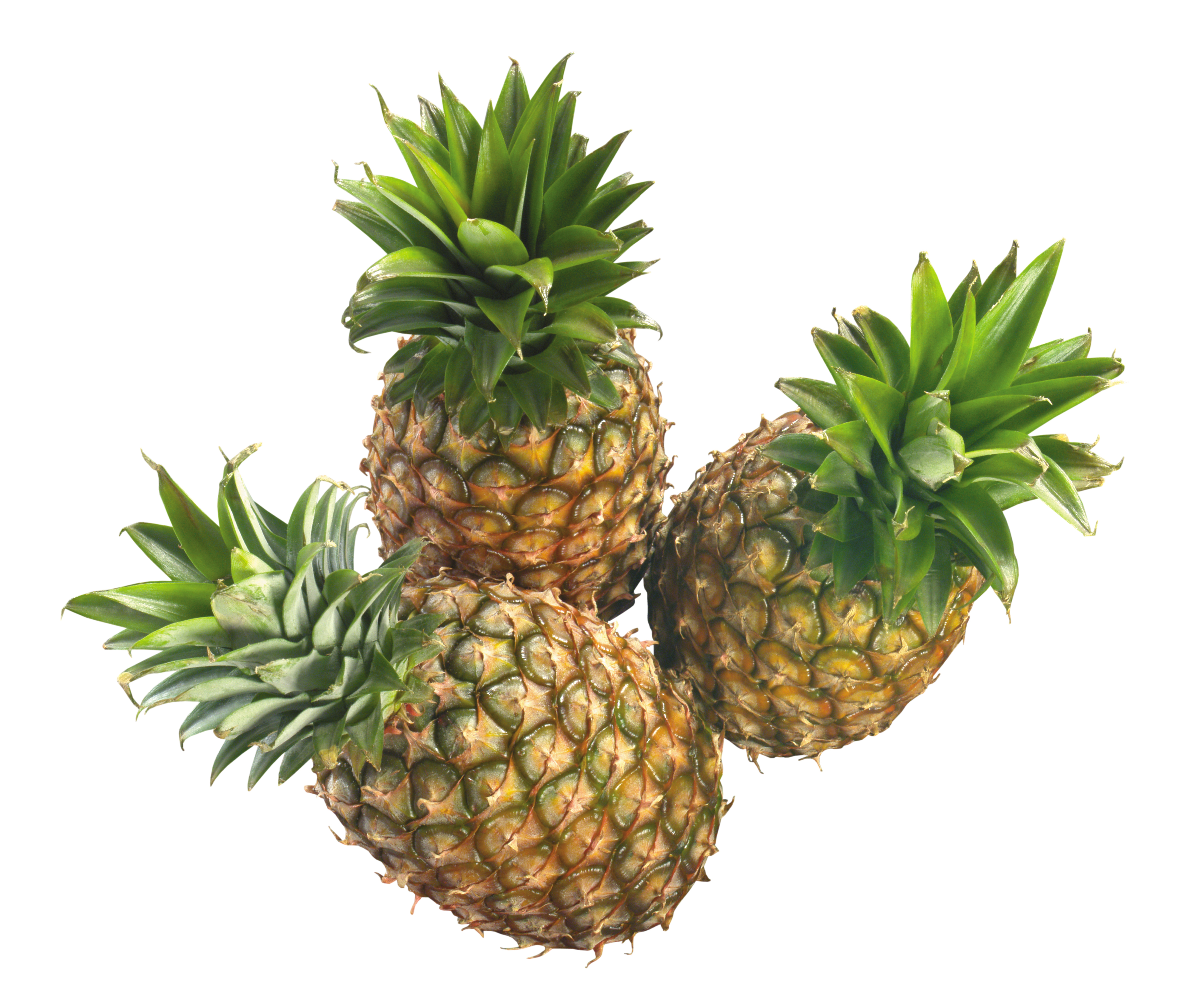 Три ананаса