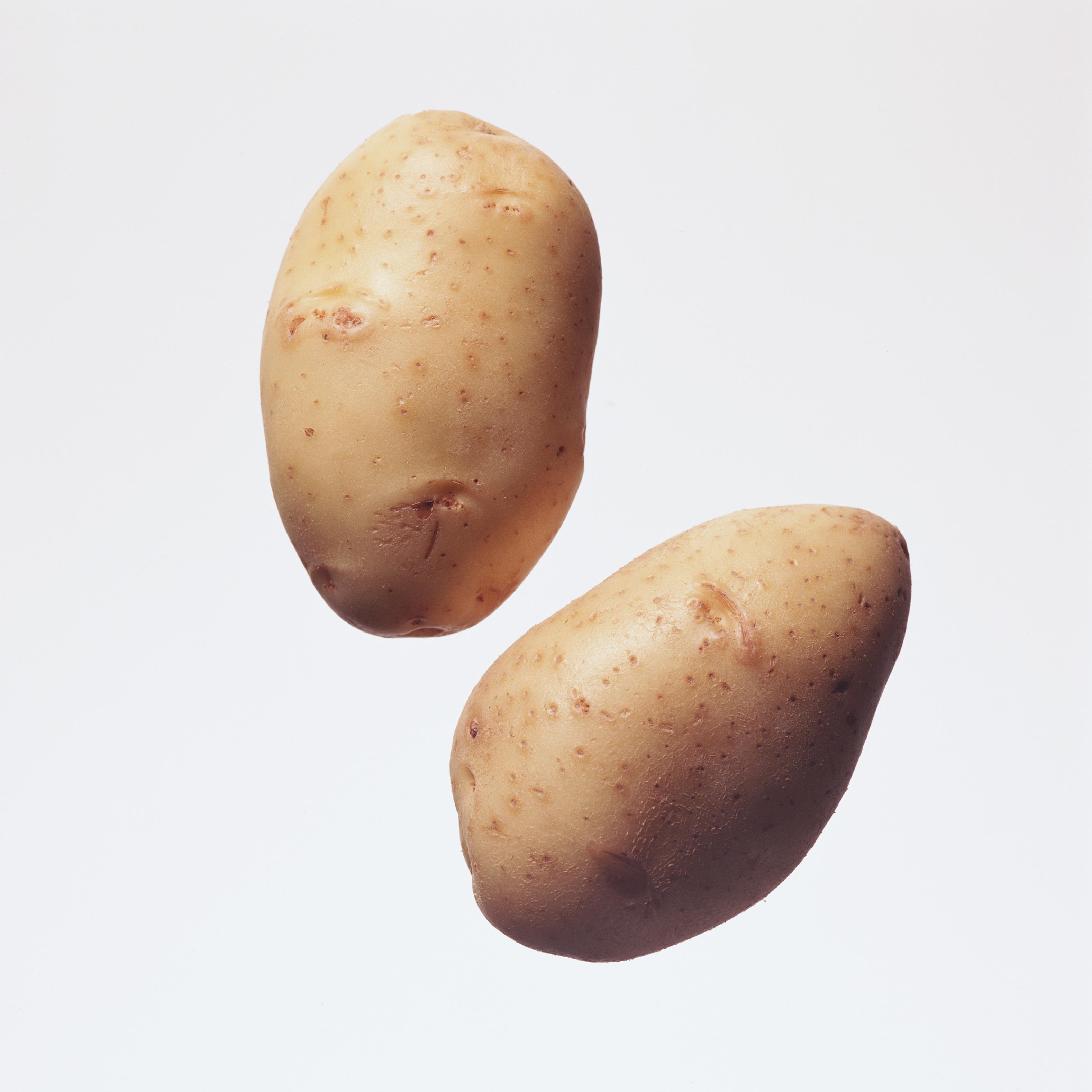 Две картошки