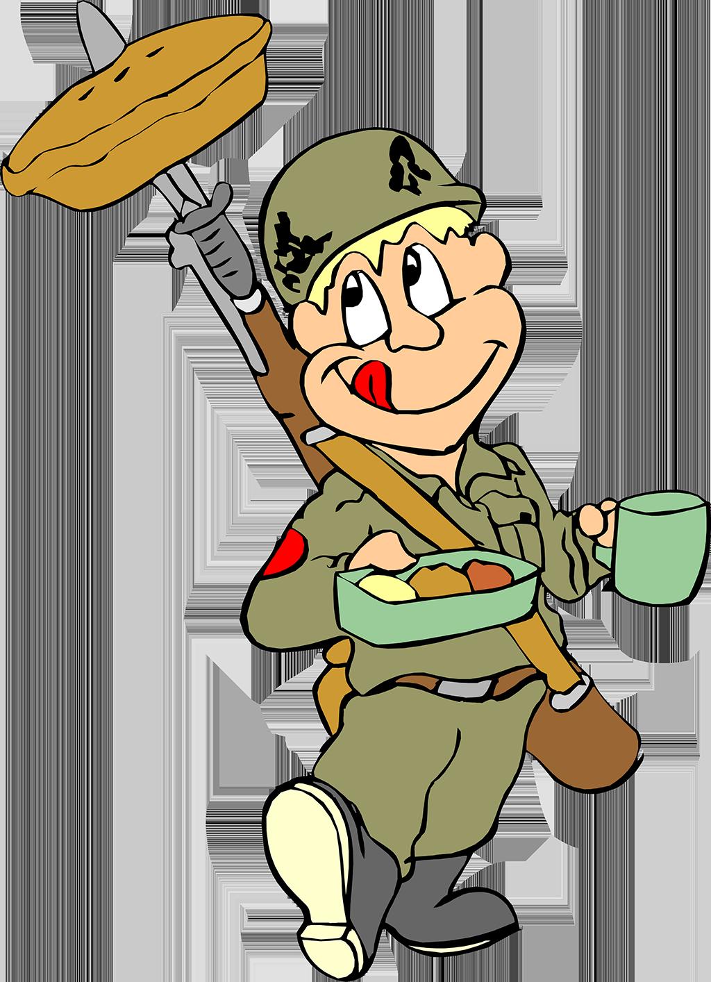 Смешные картинки в военной форме