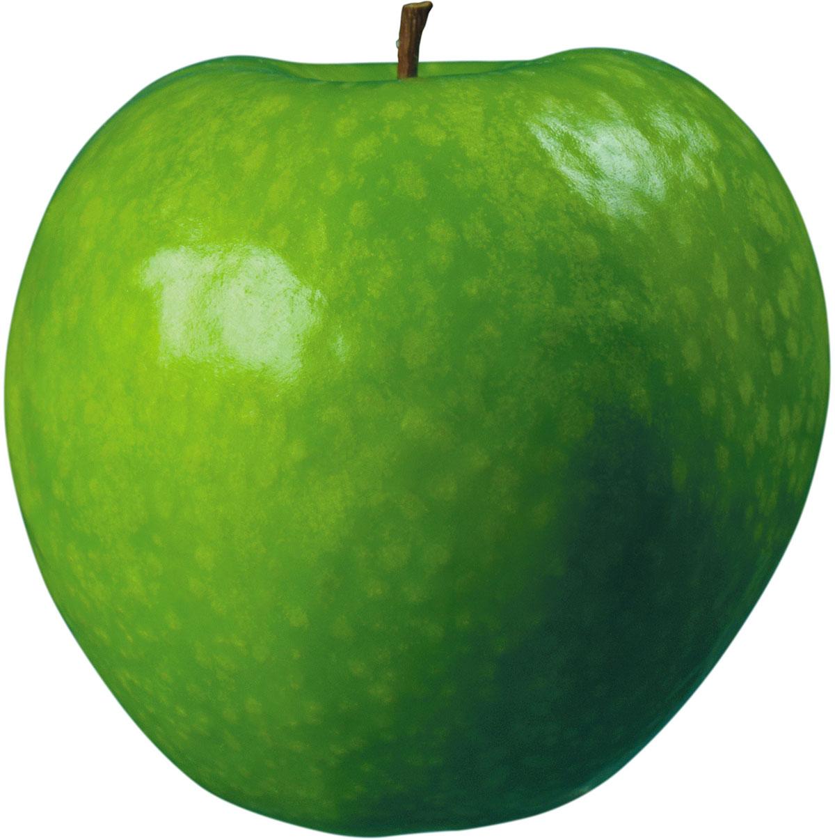 многие картинка яблоко зеленое и желтое уход