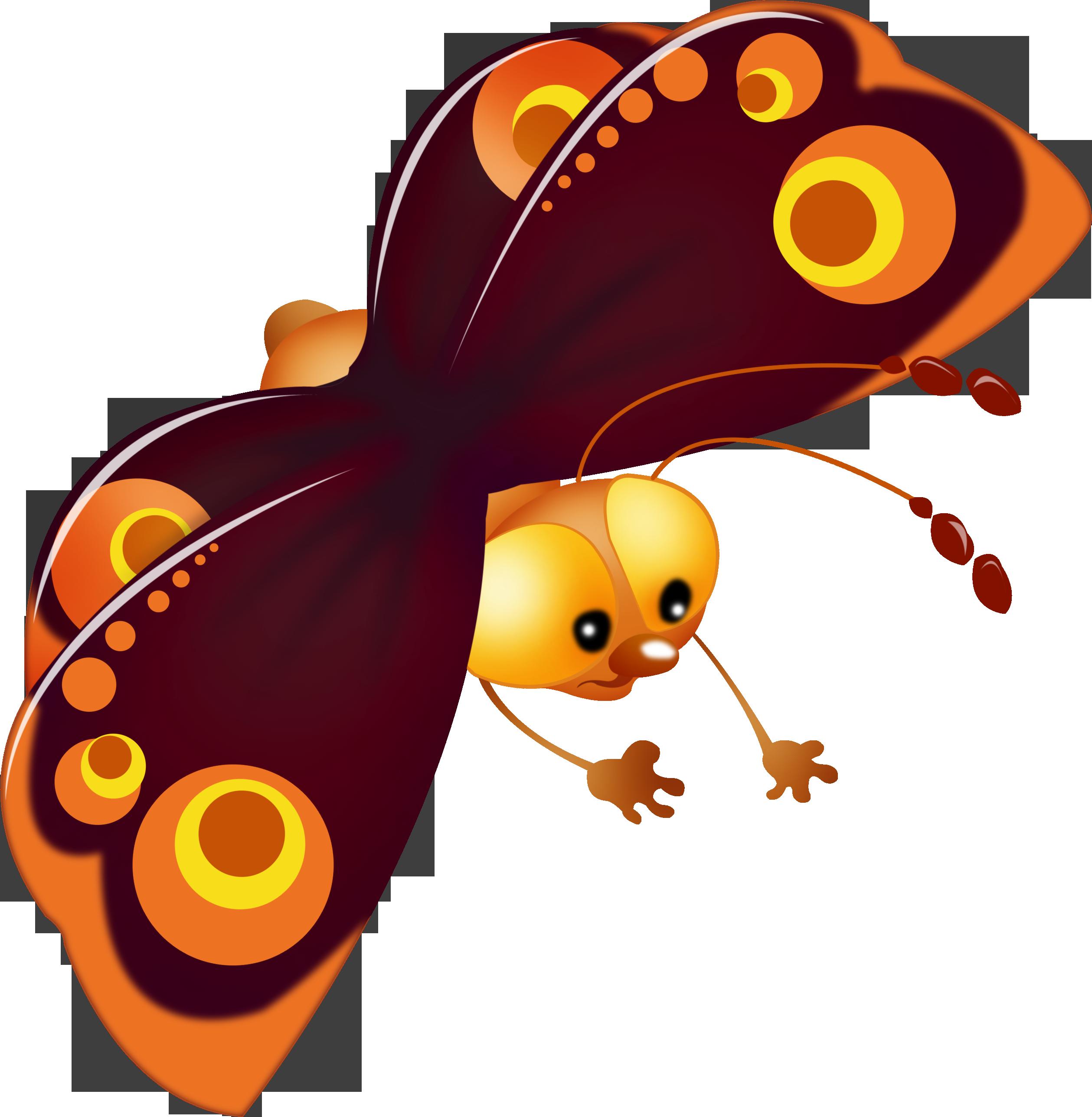 Бабочка коровка картинки для детей