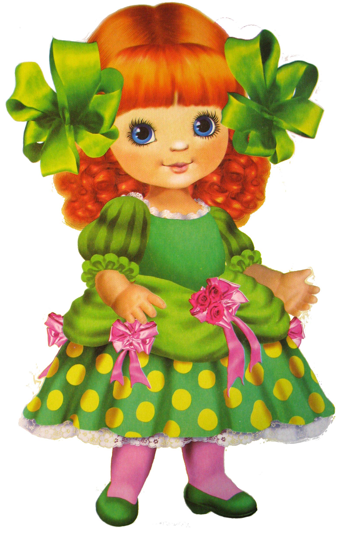 Цветные картинки для маленьких девочек
