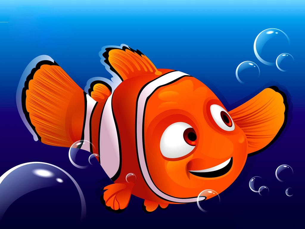 Картинка рыбы немо