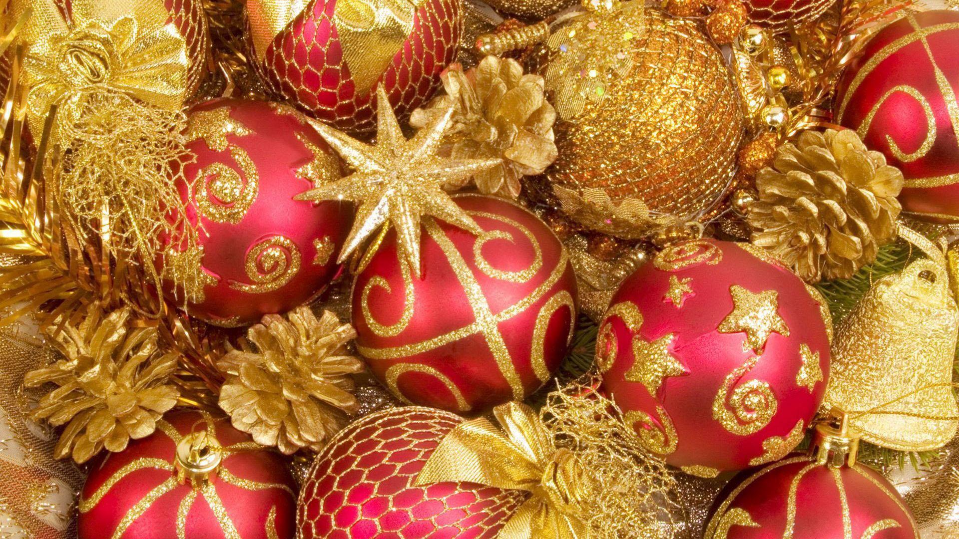 одно удачное золотистые новогодние игрушки картинки андерграундные