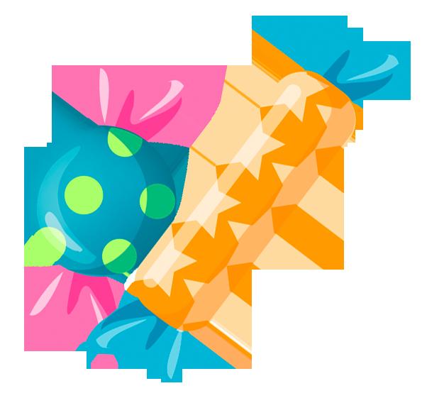 Маленькие картинки конфетка
